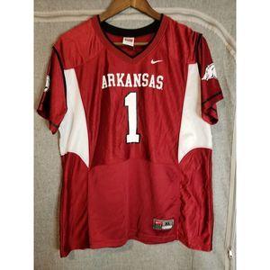 Youth Nike Arkansas Razorbacks Jersey